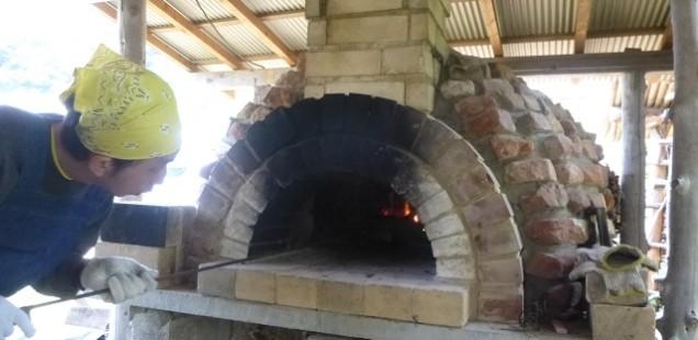 2017年 第3回 田の草取りと石窯ピザ